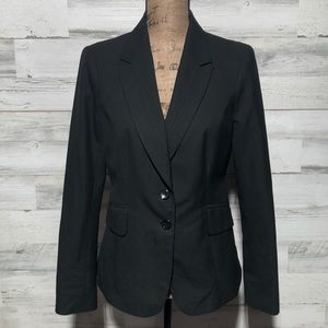 The limited black business blazer jacket 8 women's